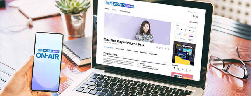 Experience Korea through KBS WORLD Radio