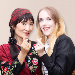 Présenté par Amélie Brissaud et Yun Woo-mi