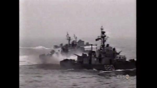 2002년 6월 제2차 연평해전