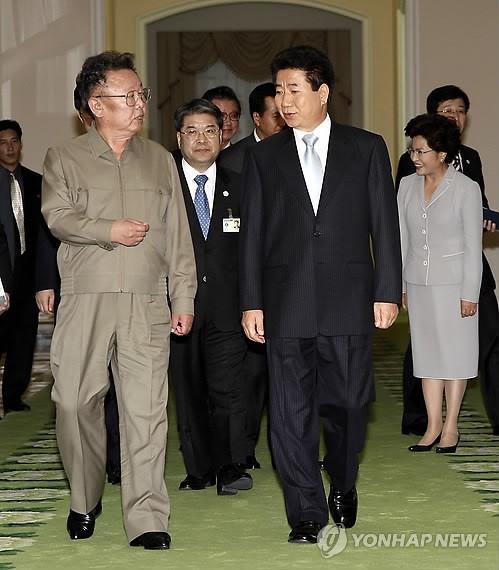 المراحل التي قطعتها الكوريتان نحو القمة الثانية لعام 2007