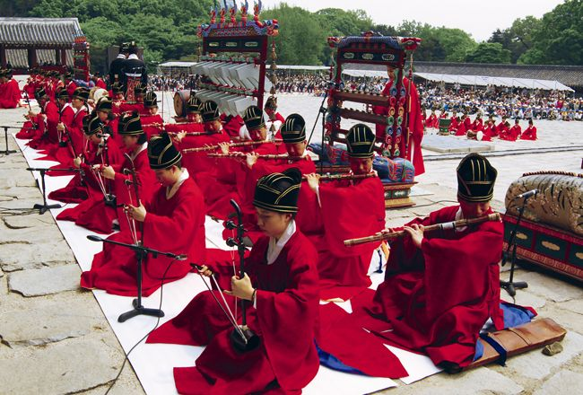 Jongmyo Shrine I Discover Korea's World Heritage I KBS WORLD Radio