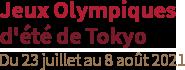 Jeux Olympiques d'été de Tokyo 2020